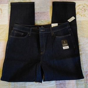 St Johns Bay Easy Fit Jeans Size 16